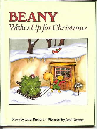 Title: Beany wakes up for Christmas