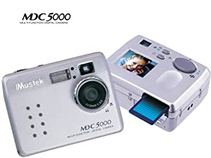 Mustek MDC-5000 Digital Still Camera by Mustek
