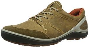 Ecco Biom Grip Chaussures de sport homme - Marron - Braun (SEPIA/EARTH BROWN 58645), 43 EU (9 Herren UK) EU