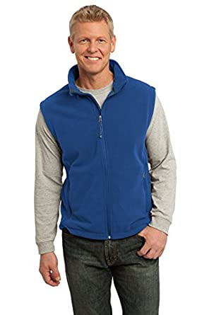 Port Authority Men's Value Fleece Vest XS True Royal