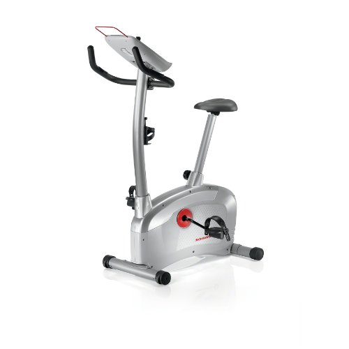 The Schwinn 120 is a feature packed Exercise Bike