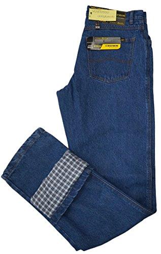 jeans-uomo-invernale-crown-sea-barrier-foderato-imbottito-termico-blu-dalla-46-alla-62