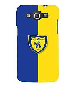 TOUCHNER (TN) Polo Logo Back Case Cover for Samsung Galaxy Quattro i8552::Samsung Galaxy Quattro Win i8552
