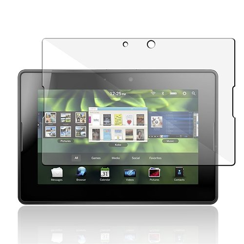 Reusable Screen Protector for Blackberry Playbook
