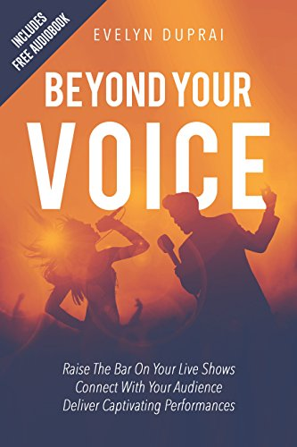 Beyond Your Voice by Evelyn Duprai ebook deal