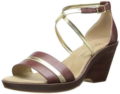 Amazon Com Bella Vita Women S Jozie Wedge Sandal Shoes