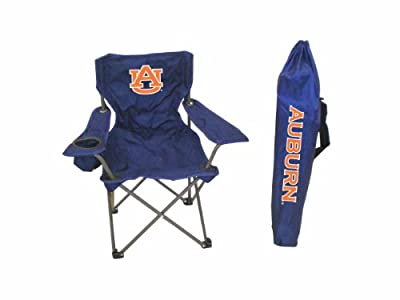 NCAA Auburn Tigers Junior Chair (Navy Blue)