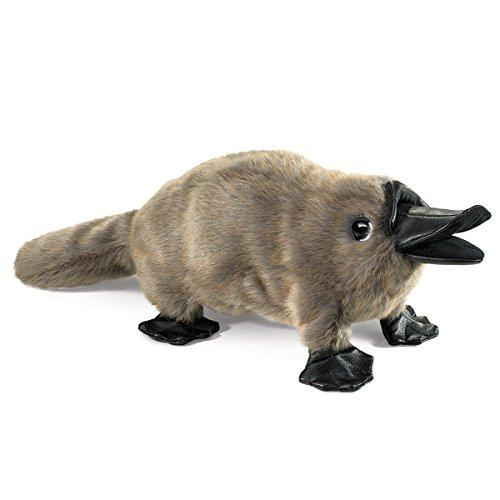 Folkmanis Baby Platypus Hand Puppet New Ebay