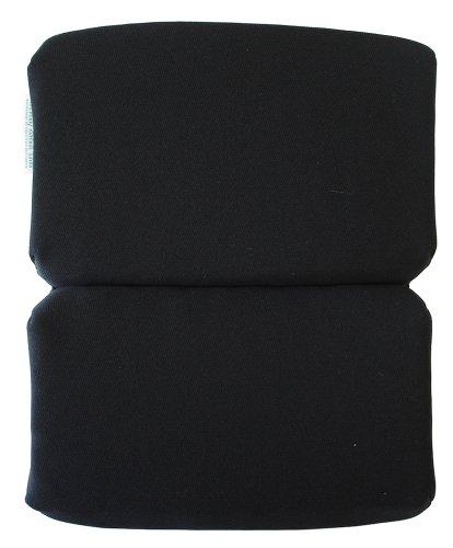 ボディドクター バックアップ ミニ 【100%天然ラテックスフォーム】 ブラック 専用ポーチ付き