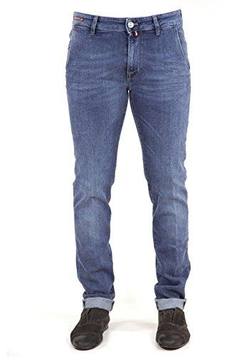 PT05 Uomo Pantalone Jeans Blu Articolo DZB5 CA12 MD16 A15