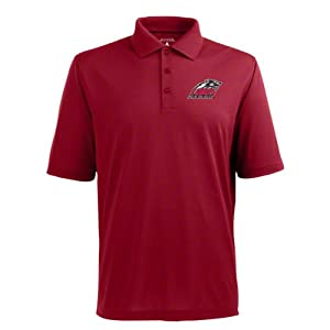 New Mexico Pique Xtra Lite Polo Shirt (Team Color) by Antigua