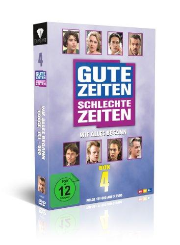 Gute Zeiten, schlechte Zeiten: Wie alles begann - Box 4, Folgen 151-200 [5 DVDs] hier kaufen