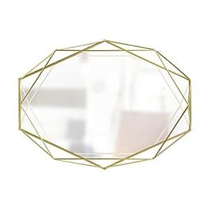Umbra prisma mirror clear kitchen home for Miroir umbra