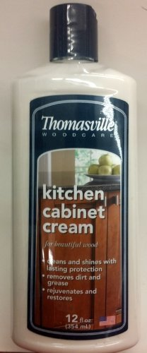 Thomasville Kitchen Cabinet Cream 12 Oz (Pack of 3) (Cabinet Cream compare prices)