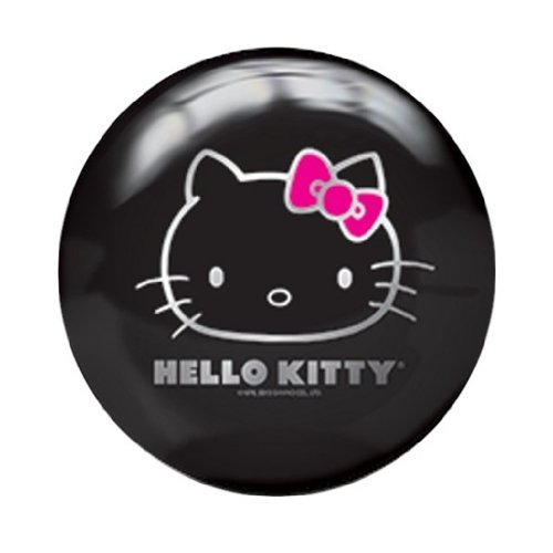 Brunswick Hello Kitty Black Viz A Ball Bowling Ball (10lbs)
