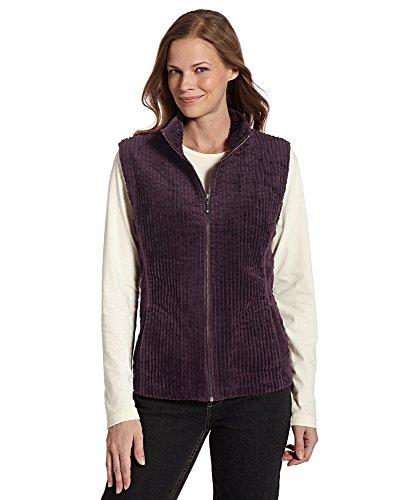 Woolrich 4201 Womens Kinsdale Vest, Burgundy - 3XL