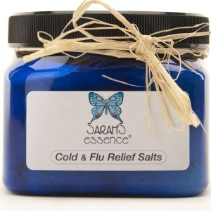 Amazon.com : COLD & FLU RELIEF BATH SALT • 2 PACK (1 LB EA) : Beauty