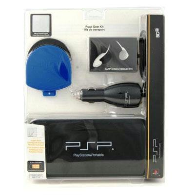 PSP Road Gear Kit Black