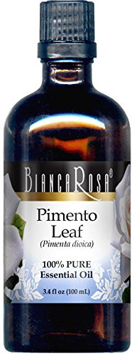 Pimento Leaf Pure Essential Oil (3.40 oz, ZIN: 305664)