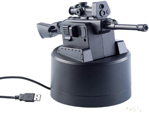 c-enter USB Gewehr mit Webcam als digitales Zielfernrohr