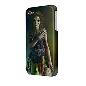 a AND b Designer Printed Mobile Back Cover / Back Case For Apple iPhone 4 / Apple iPhone 4s (4S_3D_133)
