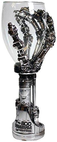 Nemesis Now - Terminator 2 Mano Calice - 19cm - B1457D5 - Nuovo
