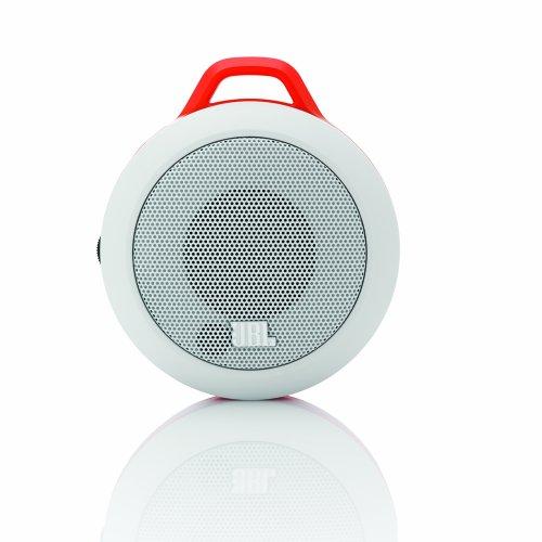 JBL Micro II Portable Speaker (Orange)