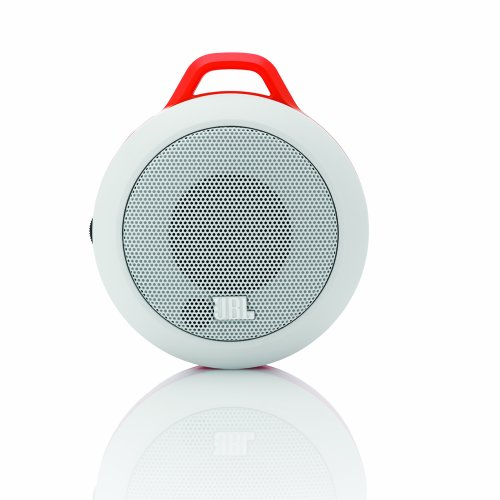 Jbl Micro Ii Ultra-Portable Multimedia Speaker (Orange)