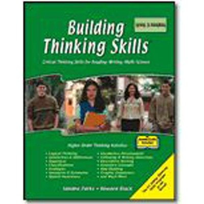 building critical thinking skills level 2 This program offers an approach to teaching critical thinking skills status currency for their grade-level and list an ideal building critical thinking.