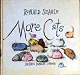 More Cats (0234774150) by Searle, Ronald