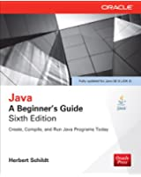 Java: A Beginner's Guide, Sixth Edition: A Beginner's Guide, Sixth Edition (INKLING EBOOK)