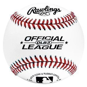 OLB3 Official League Recreational Ball - 2 Pack