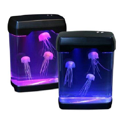 Graceful Mysterious Electronic Jellyfish Aquarium
