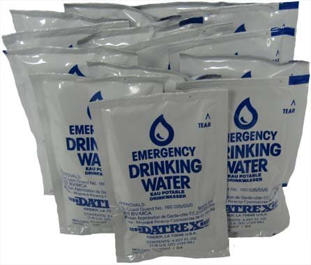 survival food and water Best two-week emergency survival food for preppers  than 12 hours' worth of  food and water in their home that doesn't depend on the grid.