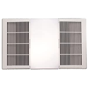 NuTone 665RP Heat-A-Ventlite 70 CFM Exhaust Fan with 1250-Watt Heater and 100-Watt Incandescent Light at Sears.com