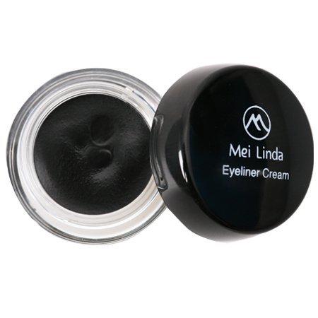 Mei Linda Eyeliner Cream - Deep Black