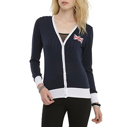 Doctor Who Women's Tardis Cardigan by Doctor Who