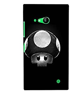 PRINTSWAG CARTOON CHARACTER Designer Back Cover Case for NOKIA LUMIA 730