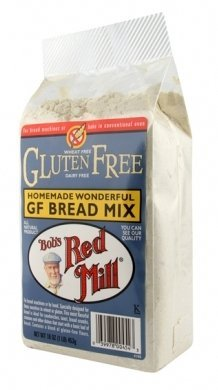 Gluten Free Bread Machine Mix
