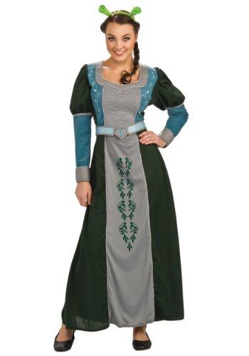 Shrek Deluxe Fiona Costume