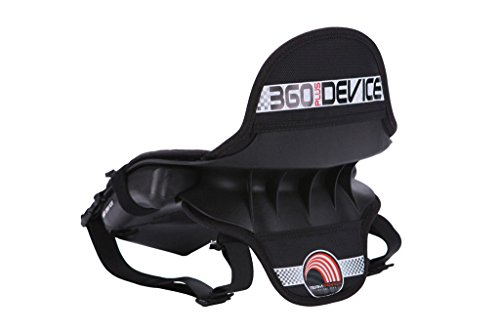 GO KART 360 PLUS TEAM VALHALLA NECK COLLAR ADULT (Go Kart Protection compare prices)