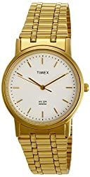 Timex Classics Analog White Dial Mens Watch - A303