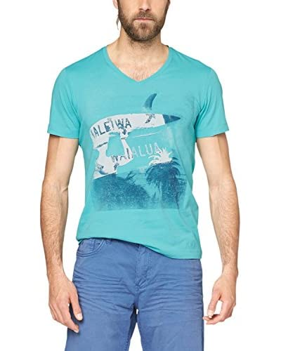 s.Oliver T-Shirt Manica Corta [Turchese]
