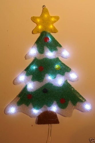 Christmas Concepts 54Cm Christmas Tree Led Silhouette In/Outdoor (Nl54)