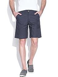 Hubberholme Slim Fit Shorts (H6807_34_Grey)