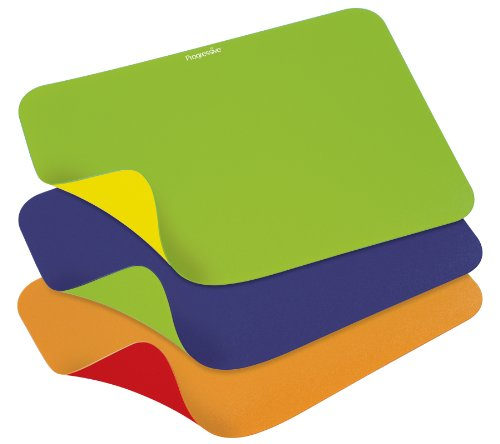 Progressive International Reversible Flexible Chopping Mat, Set of 3