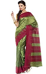 BANGALORE DUPIAN AND FLORAL SILK SAREE COLLECTIONS-LightGreen-POSB1529-VN-Art Silk Silk-LightGreen-POSB1529-VN-Art Silk Silk