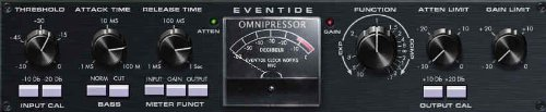 EVENTIDE OMNIPRESSOR Computer music Plug-ins and effects