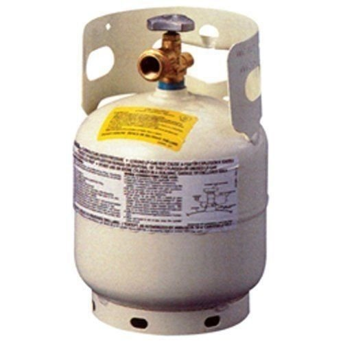 Manchester 10054.3 Propane Tank 5 Lb Vertical Cylinder W/ Qcc1 Valve & Opd (Propane Tank 5 Pound compare prices)