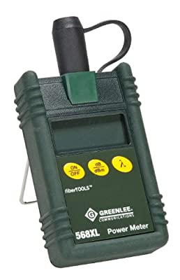 Greenlee 568XL High Intensity Optical Power Meter